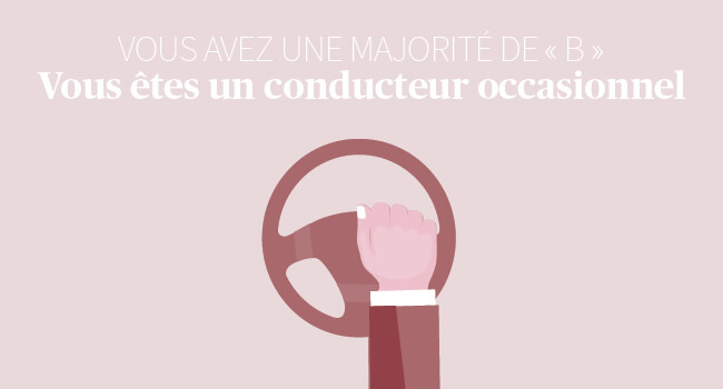 Conducteur occasionnel