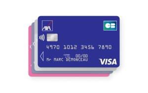 Carte Bancaire Visa Classic.Cartes Bancaires Cartes De Paiement Axa Banque