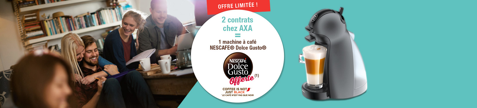 Offre Switch DOLCE GUSTO®